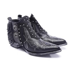 Mexicana Damen Stiefeletten schwarz, Größe 39.5, 4914060