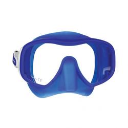 Mares Juno - Maske - weiß/blau