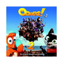 Edel Hörspiel CD Ooops! 2 - Land in Sicht - Kinohörspiel