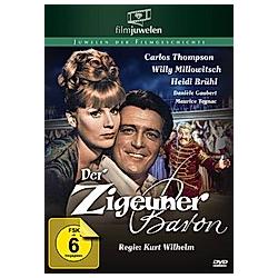 Der Zigeunerbaron - DVD  Filme