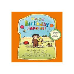 Edel Hörspiel CD Janosch - Happy Birthday Janosch (Limitiert)