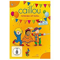 Caillou - Verkleiden mit Caillou - DVD  Filme