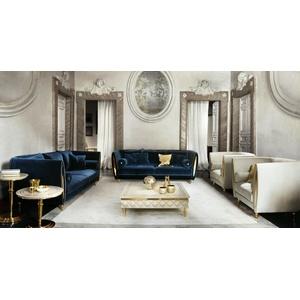 Sessel Fernsehsessel Couch Barock Rokoko Jugendstil Designer Möbel Klassische