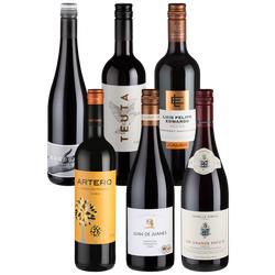6er-Probierpaket Rotwein - Weinpakete