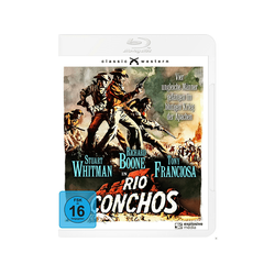 Rio Conchos Blu-ray