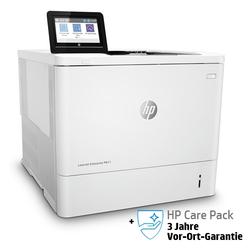 HP LaserJet Enterprise M611dn mit 3 Jahren Vor-Ort-Garantie - HP Geld-Zurück-Garantie - HP Gold Partner