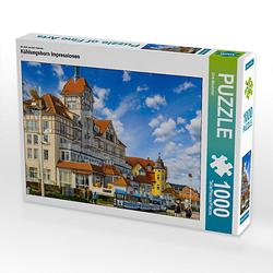 Kühlungsborn Impressionen Lege-Größe 64 x 48 cm Foto-Puzzle Bild von Dirk Meutzner Puzzle