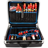 Knipex Werkzeugkoffer Basic, bestückt