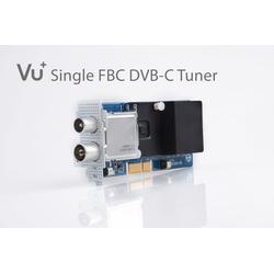 VU+ VU+ DVB-C FBC Tuner Uno 4K / Ultimo 4K (8 Demodul Tuner