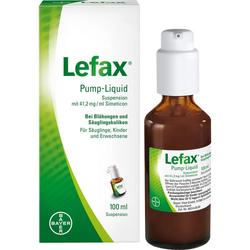 LEFAX Pump-Liquid 100 ml