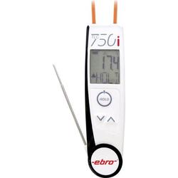 Ebro TLC 750i Infrarothermometer und Einstichthermometer (HACCP) Optik 2:1 -50 bis +250°C HACCP-kon