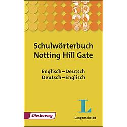 Schulwörterbuch Notting Hill Gate - Buch