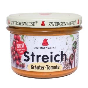 Zwergenwiese Kräuter-Tomate Streich bio