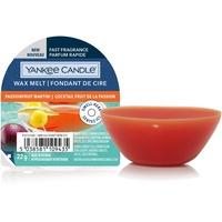 Yankee Candle Wax Melts | Passion Fruit Martini | bis zu 8 Stunden Duft | 1 Stück