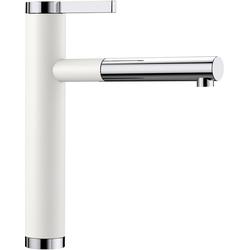Blanco Küchenarmatur LINEE-S mit ausziehbarem Auslauf
