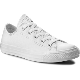 Converse Chuck Taylor All Star Mono Leather Low Top white 44,5