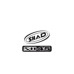 "SHAD * SH45 ""SHAD"" STICKERS"