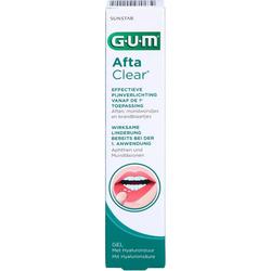 GUM Afta Clear Gel 10 ml
