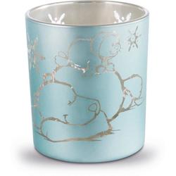 Nici Deko-Glas Kerzenglas Winter 7 cm