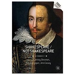 Shakespeare / Not Shakespeare - Buch