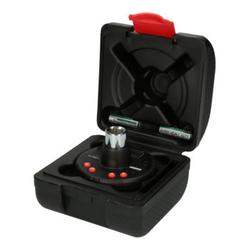 KS Tools 1/2 Zoll Digitaler Drehmomentadapter mit Winkelmesser, 6,8-135 Nm