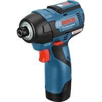 Bosch GDR 12V-110 Professional inkl. 2 x 3,0 Ah + L-Boxx 06019E0005