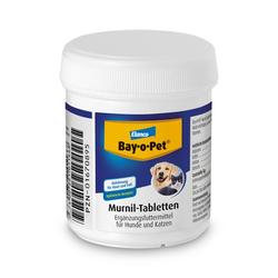 BAY O PET Murnil Tabletten f.Hunde/Katzen 80 St