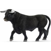 Schleich Farm World-Schwarzer Stier