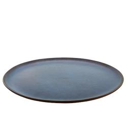 Aida Raw Teller 28 cm Mitternachtsblau