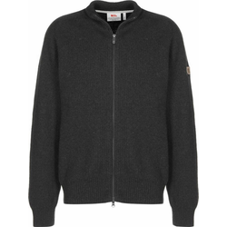 Fjällräven Strickjacke Greenland Re-Wool grau S