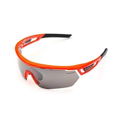 Briko Cyclope, fluo-orange, Bikebrille