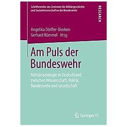 Am Puls der Bundeswehr - Buch