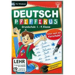Deutsch Pfiffikus Grundschule. Für Windows Vista/7/8/10