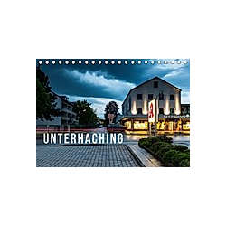 Unterhaching (Tischkalender 2021 DIN A5 quer)