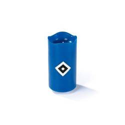 HSV LED-Kerze (Echtwachskerze mit HSV-Logo)