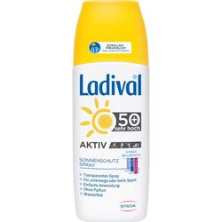 LADIVAL Aktiv Sonnenschutz Spray LSF 50+ 150 ml