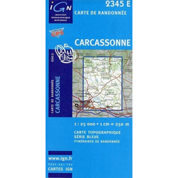 Carcassonne 1 : 25 000