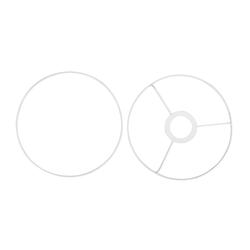 VBS Lampenschirm Ring, Ø 30 cm