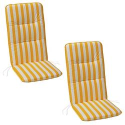 BEST Sitzkissen gelb