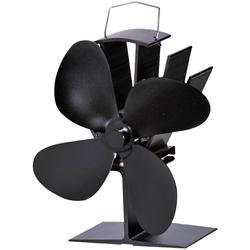 Firefix Kaminventilator wärmebetrieben, für Kaminöfen