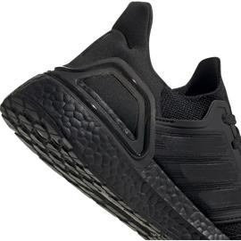 adidas Ultraboost 20 W core black/core black/solar red 38