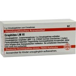 LM GRAPHITES VI Globuli 5 g