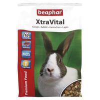 beaphar XtraVital Kaninchen 2,5 kg