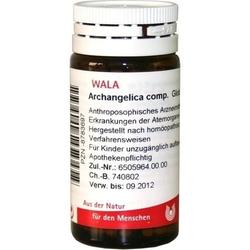 ARCHANGELICA COMP.Globuli 20 g
