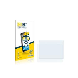 BROTECT Schutzfolie für Hugendubel Cat Nova 8 Tablet PC, (2 Stück), Folie Schutzfolie klar
