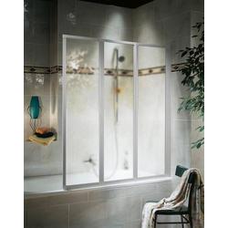 Schulte Badewannenaufsatz 3-tlg., (3 tlg)