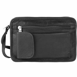 Harold's Country Herrentasche I Leder 23 cm schwarz