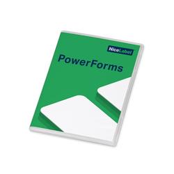 PowerForms, 1 Benutzer