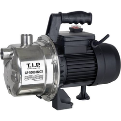 T.I.P. GP 5000 INOX Gartenpumpe 5000 l/h 42m