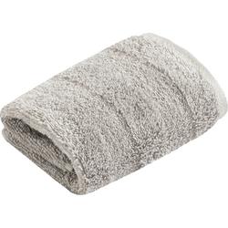 Vossen Waschlappen Fresh (3-tlg), BIO und VEGAN grau